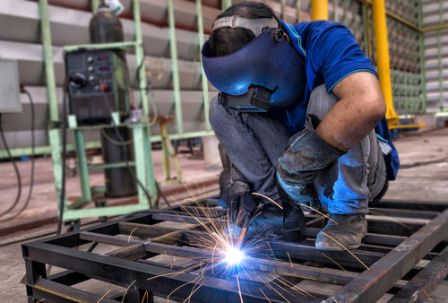 Steel Fabricator in Sharjah, UAE