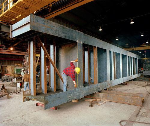 Structural Steel Fabricators in UAE