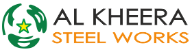 AL Kheera Steel Works Logo