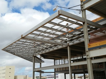 Architectural Stainless Steel Fabricator in Sharjah, UAE