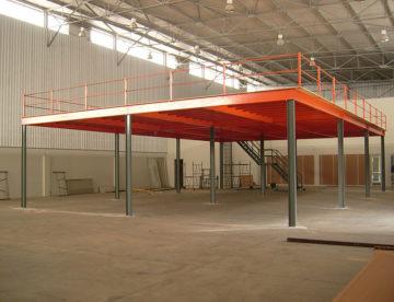 Steel Fabricator, Racking & Shelving Supplier in Sharjah, UAE